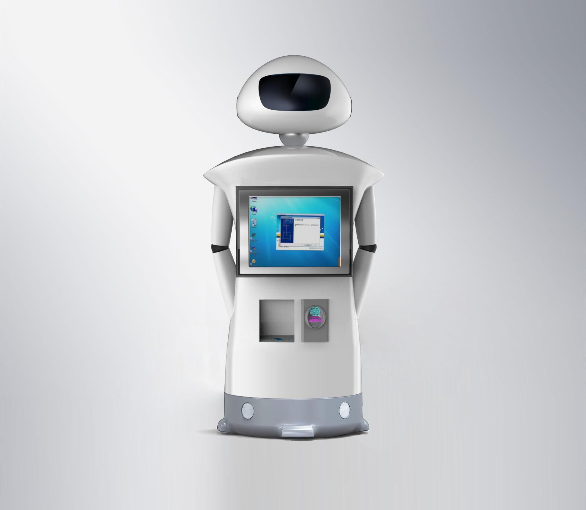 社区服务机器人3