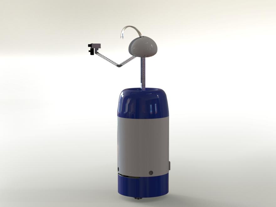 小夜巡机器人(1)